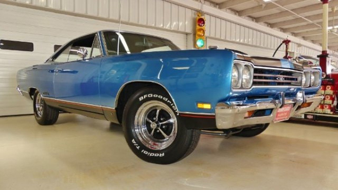 1969 Plymouth GTX for sale near Columbus, Ohio 43228 - Classics on ...