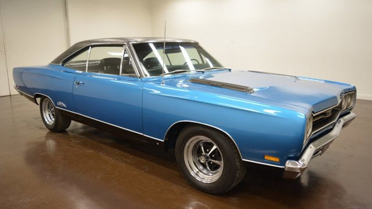 1969 Plymouth GTX for sale near Sherman, Texas 75092 - Classics on ...
