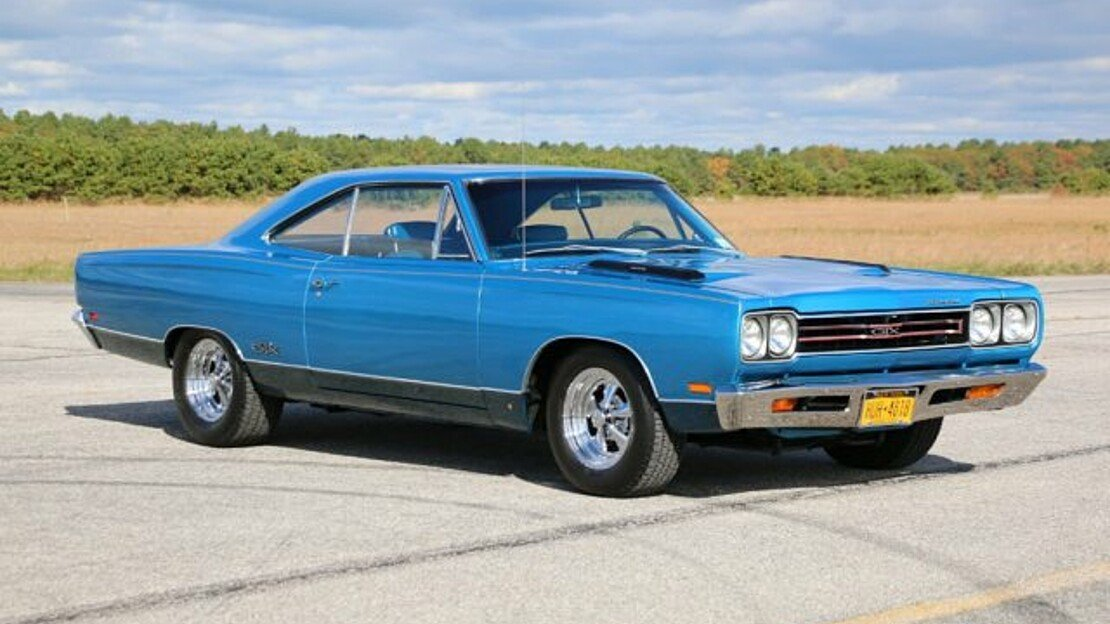 1969 Plymouth GTX for sale 101052386
