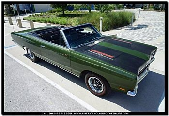 1969 Plymouth Roadrunner for sale 100768705