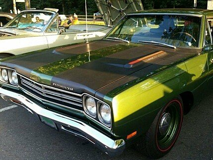 1969 Plymouth Roadrunner for sale 100780323