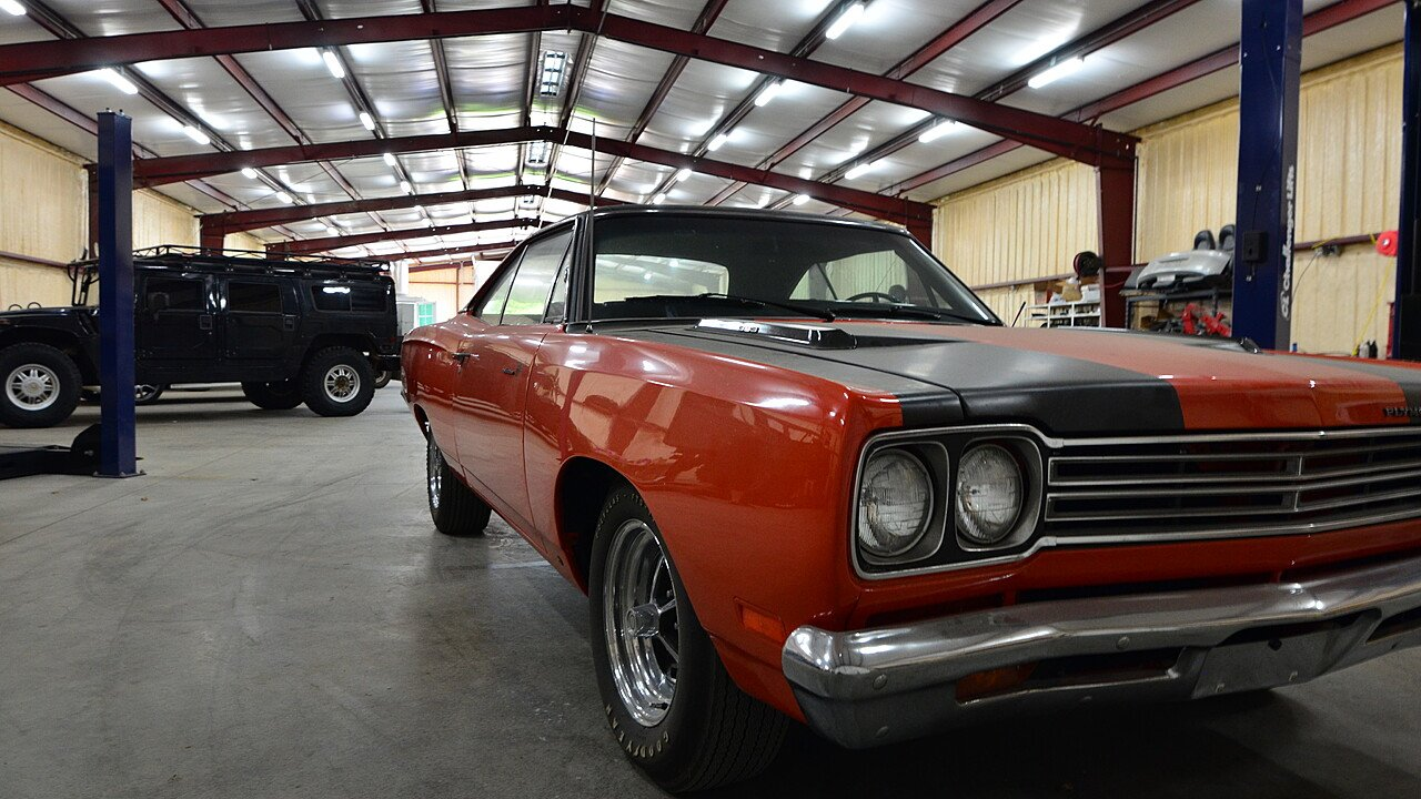 1969 plymouth roadrunner for sale near copper canyon texas 75077 classics on autotrader. Black Bedroom Furniture Sets. Home Design Ideas
