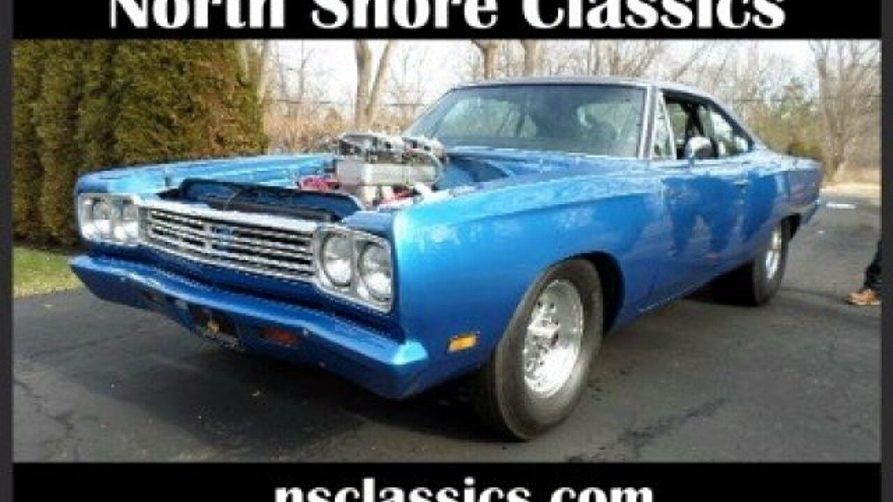 1969 Plymouth Roadrunner for sale 100822293
