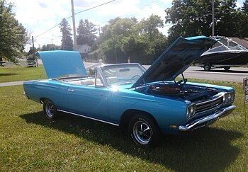 1969 Plymouth Roadrunner for sale 100883385