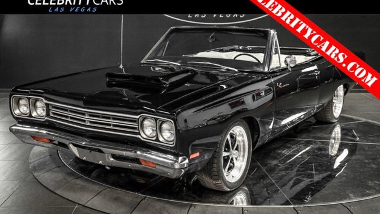 1969 Plymouth Roadrunner for sale near Las Vegas, Nevada 89139 ...