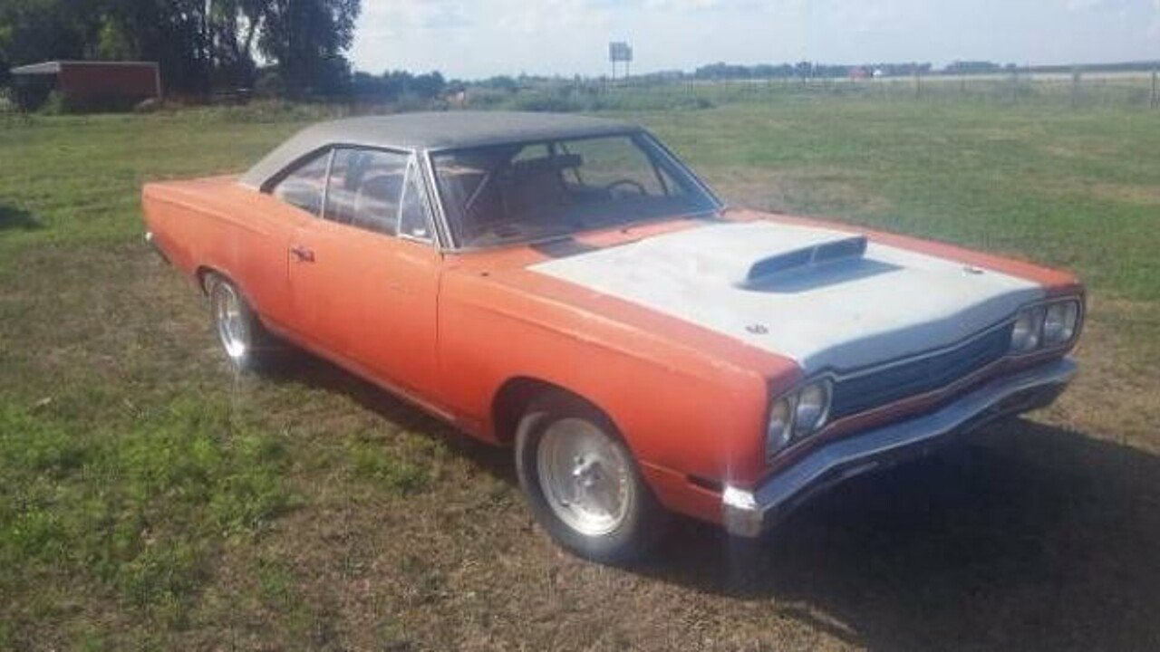 1969 Plymouth Roadrunner for sale 100909383