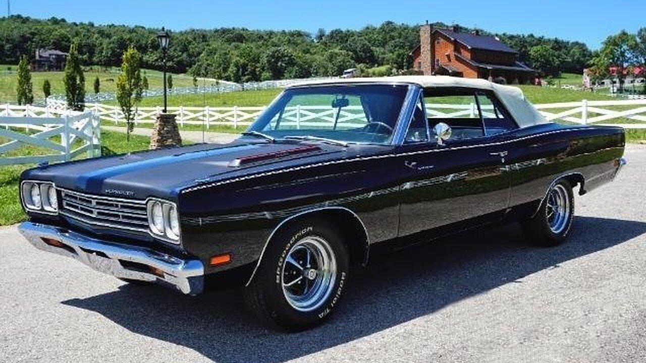1969 Plymouth Roadrunner for sale near Indiana, Pennsylvania 15701 ...