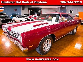 1969 Plymouth Roadrunner for sale 100914172