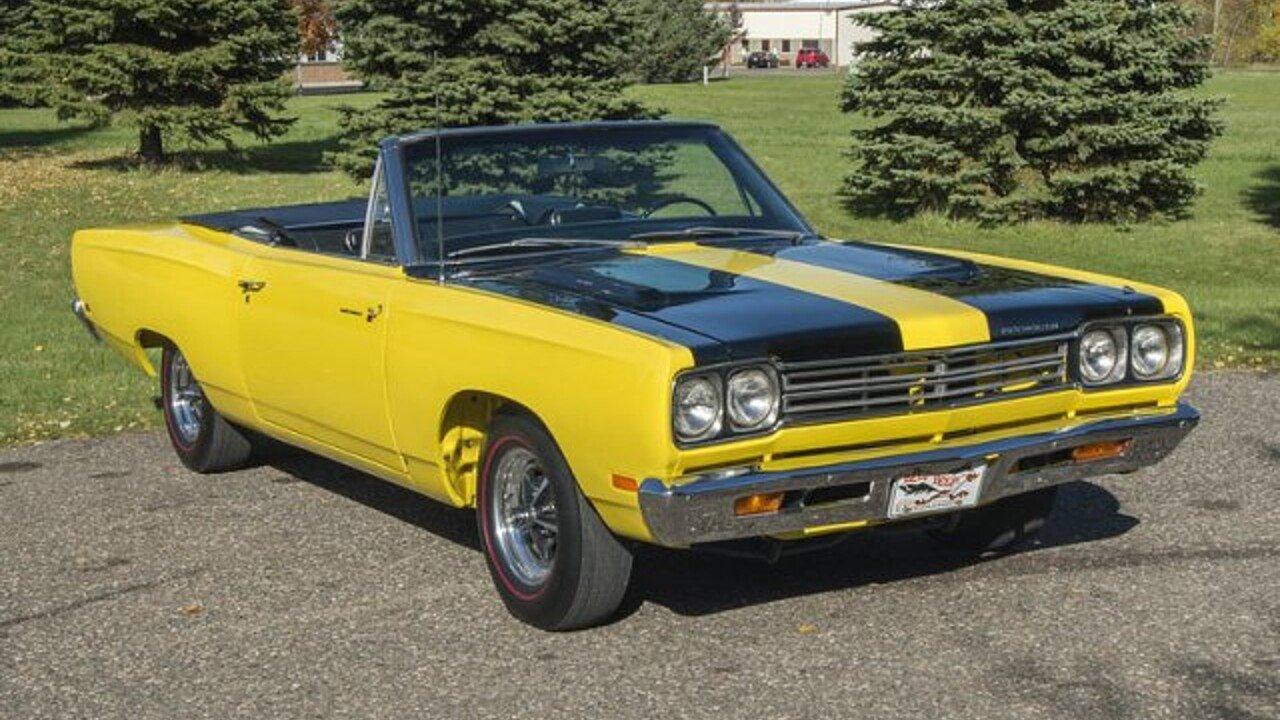 1969 Plymouth Roadrunner for sale near Rogers, Minnesota 55374 ...