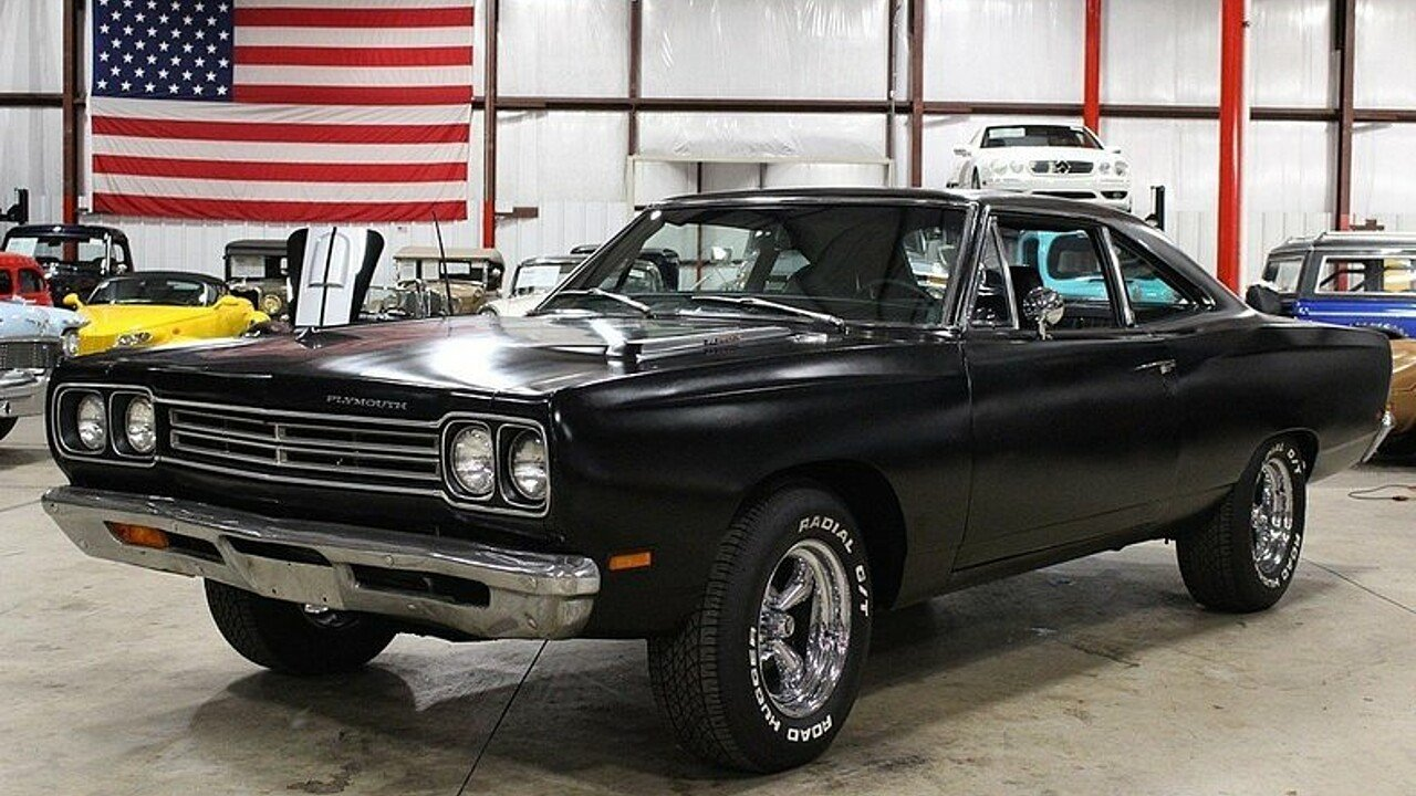 1969 Plymouth Roadrunner for sale near Grand Rapids, Michigan 49512 ...