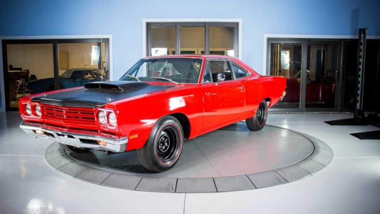1969 Plymouth Roadrunner for sale near Palmetto, Florida 34221 ...