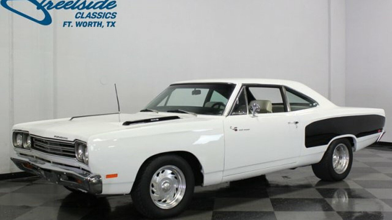 1969 Plymouth Roadrunner for sale near Fort Worth, Texas 76137 ...