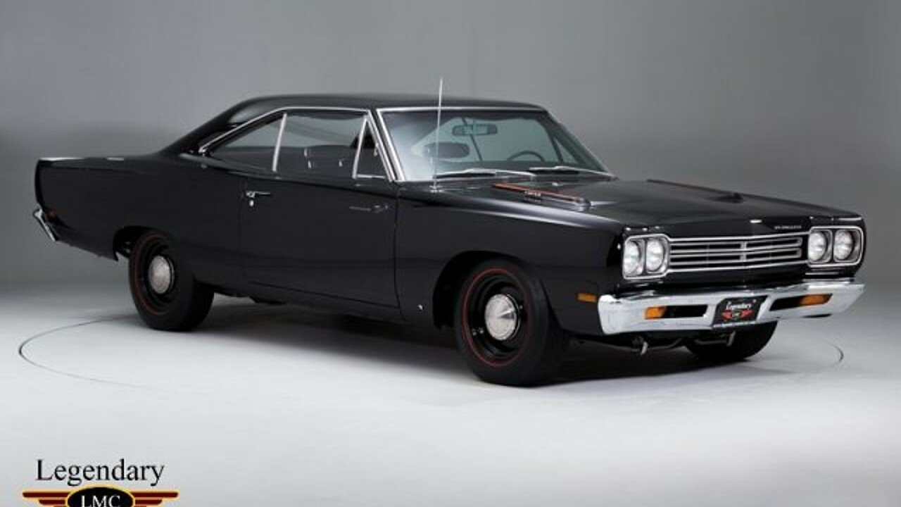 1969 Plymouth Roadrunner for sale near Youngstown, New York 14174 ...