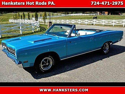 1969 Plymouth Roadrunner for sale 100928735