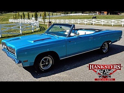 1969 Plymouth Roadrunner for sale 100940619