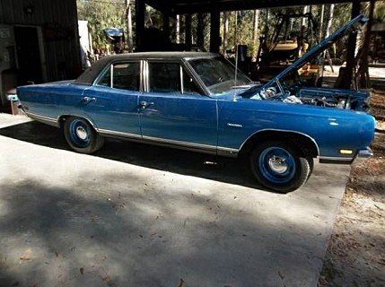 1969 Plymouth Satellite for sale 100810332