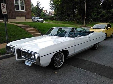 1969 Pontiac Bonneville for sale 100824853