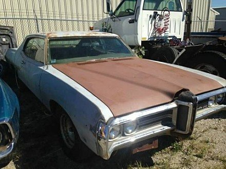 1969 Pontiac Bonneville for sale 100825636