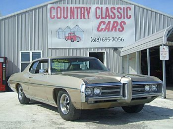 1969 Pontiac Bonneville for sale 100748581