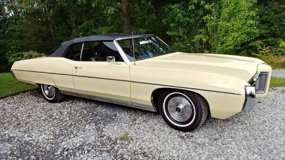 1969 Pontiac Bonneville for sale 101054365