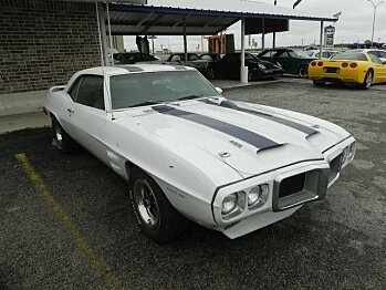 1969 Pontiac Firebird for sale 100724458