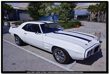1969 Pontiac Firebird for sale 100768521