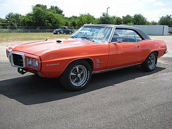 1969 Pontiac Firebird for sale 100777812