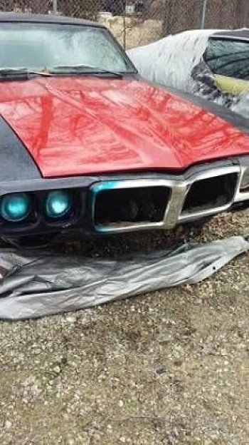 1969 Pontiac Firebird for sale 100825495