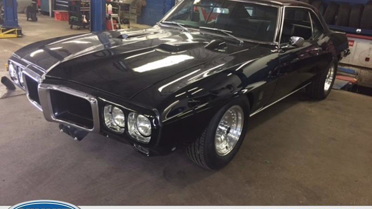 1969 Pontiac Firebird for sale 100881140