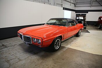1969 Pontiac Firebird for sale 100887338