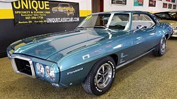 1969 Pontiac Firebird for sale 100986282