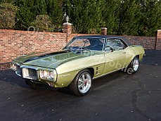 1969 Pontiac Firebird for sale 100733849