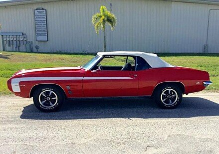 1969 Pontiac Firebird for sale 100855158