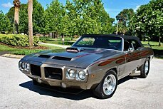 1969 Pontiac Firebird for sale 100888369