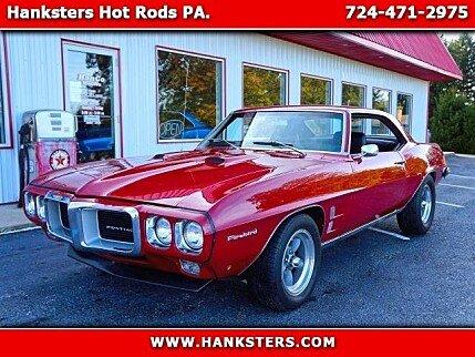 1969 Pontiac Firebird for sale 100916633