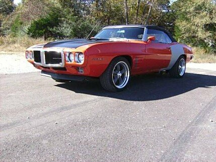 1969 Pontiac Firebird for sale 100947286
