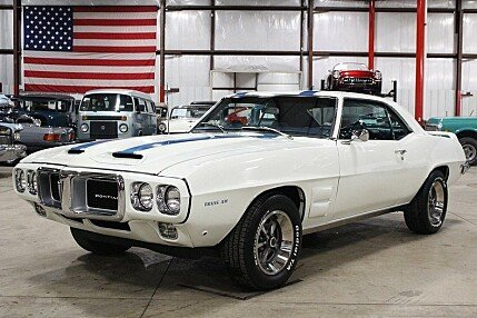 1969 Pontiac Firebird for sale 100955099