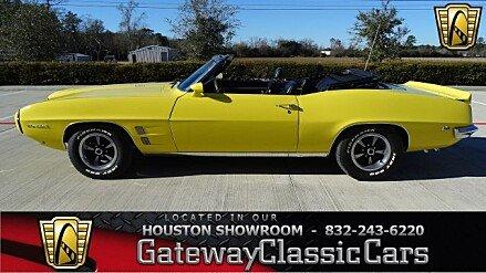 1969 Pontiac Firebird for sale 100965395