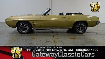 1969 Pontiac Firebird for sale 100965517