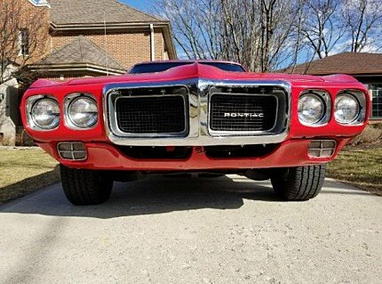 1969 Pontiac Firebird for sale 100970570