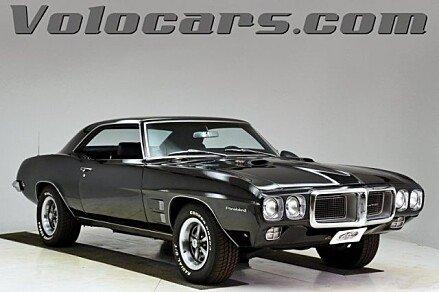 1969 Pontiac Firebird for sale 100976718