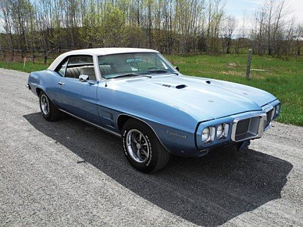 1969 Pontiac Firebird for sale 100985671