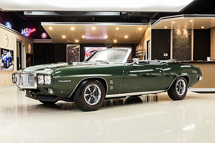 1969 Pontiac Firebird for sale 100993278