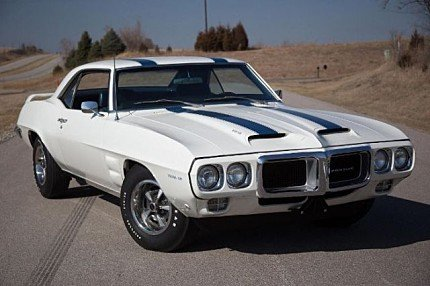 1969 Pontiac Firebird for sale 100993627