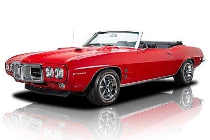 1969 Pontiac Firebird for sale 101033211