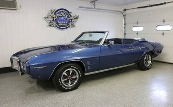 1969 Pontiac Firebird for sale 101053280