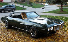 1969 Pontiac Firebird Convertible for sale 100969813