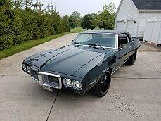 1969 Pontiac Firebird Coupe for sale 100987266