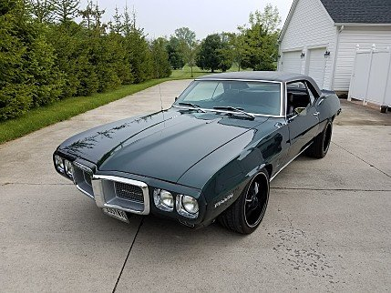 1969 Pontiac Firebird Coupe for sale 100987266
