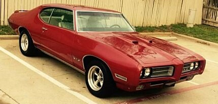 1969 Pontiac GTO for sale 100728423